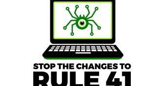 미국 정부가 컴퓨터를 해킹하지 못하도록 합시다 – 규칙 41에 대한 변경 사항을 중단시킵시