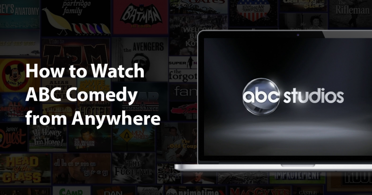 Watch ABC Comedy Anywhere
