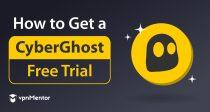 CyberGhost 무료 체험판 사용하는 방법 – 2021 년 가장 쉬운 방법